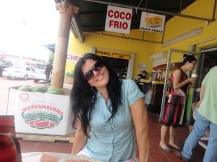 We had breakfast at Little Cuba
