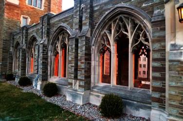 I love Cornell's architecture!