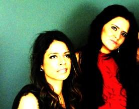My sisters and role models, Estephania & Jennifer LeBaron