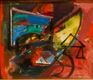"""Mirage"" by Hans Hofmann"