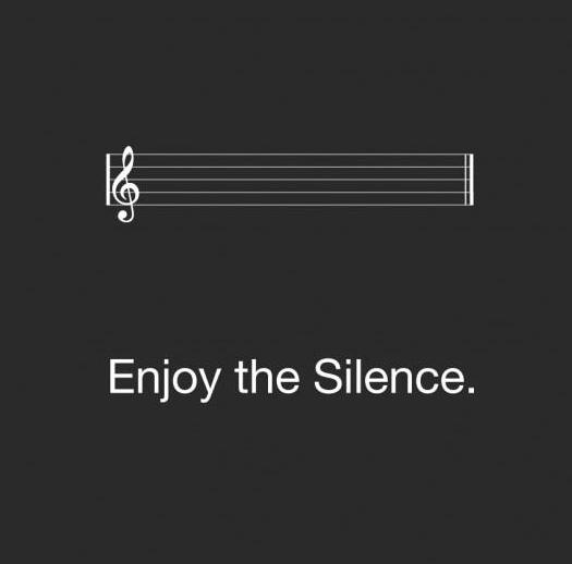 self imposed silence