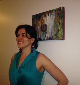 Gab & Painting